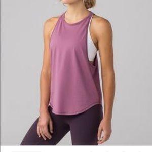 Lulemon Breeze Muscle Tank Top Size 8
